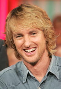 Owen Wilson at the MTV Times Square Studios in New York City.