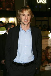 "Owen Wilson at the premiere of ""You, Me and Dupree"" in Sydney, Australia."