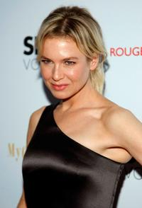 Renee Zellweger at the New York premiere of
