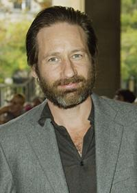 David Duchovny at the TIFF gala screening of