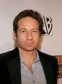 David Duchovny at the 10th Annual Critics' Choice Awards in Los Angeles.