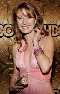 Jane Seymour at the HBO Golden Globe Party.