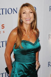 Jane Seymour at the premiere of