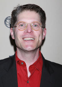 Bob Bergen at the 2011 Daytime Emmy Awards nominees cocktail reception in California.