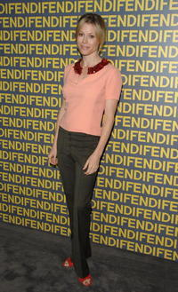 Julie Bowen at the Fendi celebration of the redesign of its Rodeo Drive flagship store.