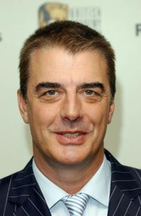 Chris Noth at the British Academy Television Awards.