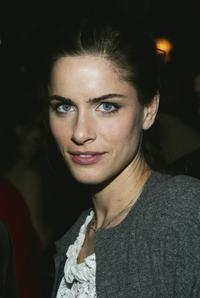 Amanda Peet at after party of the opening night of
