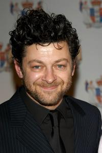 Andy Serkis at the Third Annual Celebration of New Zealand Filmmaking and Creative Talent Dinner.