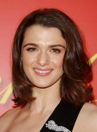 Rachel Weisz at a cocktail party in celebration of The Cartier Charity Love Bracelet in N.Y.
