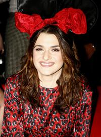 Rachel Weisz at the Gotham Magazine's Halloween Costume Ball hosted by Weisz.