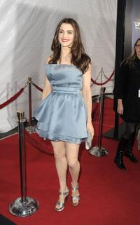 Rachel Weisz at the California premiere of