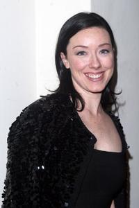 Molly Parker at the HBO's Pre Golden Globes Private Reception.