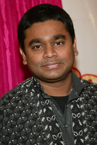 A.R. Rahman at the after party of the opening night of