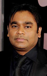 A.R. Rahman at the 52nd Annual GRAMMY Awards.