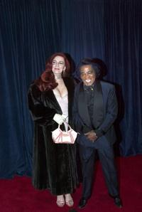 Tomi Rae and James Brown at the Kennedy Center Honors.
