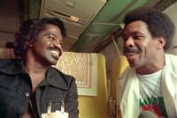 James Brown and Lloyd Price in