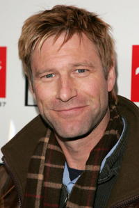 Aaron Eckhart the Ray Ban Visionary Awards at the 2007 Sundance Film Festival.