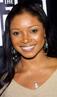 Tamala Jones at the Alex Thomas and Eva Longoria birthday party and launch of the new television show