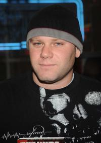 Domenick Lombardozzi at the DVD signing of
