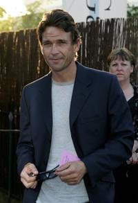 Dougray Scott at the Serpentine Gallery Summer Party.