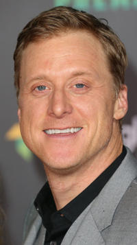 Alan Tudyk at the California premiere of