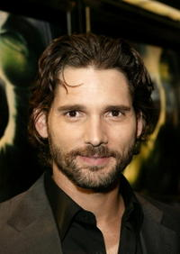 "Eric Bana at the UK premiere of the film ""Hulk"" in London."