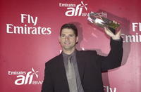 Eric Bana at the Emirates Australian Film Industry Awards (AFI) in Sydney.