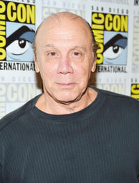 Dayton Callie at the press line of