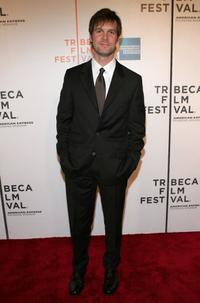 Peter Krause at the premiere of