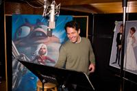 Paul Rudd voices Derek in