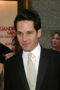 Paul Rudd at the 56th Annual Tony Awards in N.Y.
