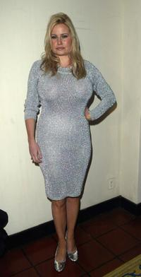 Jennifer Coolidge at the HBOs Pre Golden Globes private reception.