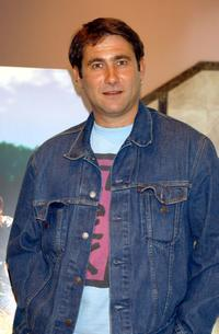 Sergi Lopez at the promotion of