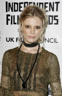 Emilia Fox at the British Independent Film Awards.