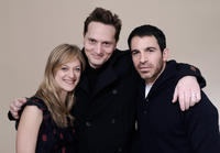 Marin Ireland, Matt Ross and Chris Messina at the portrait session of