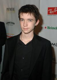 Liam Aiken at the premiere party of