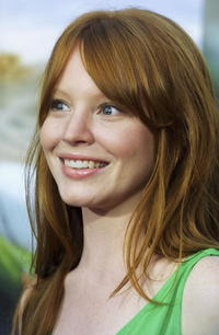 Lauren Ambrose at the premiere of
