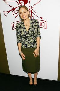 Erika Christensen at the 24 Hour Plays On Broadway after party.