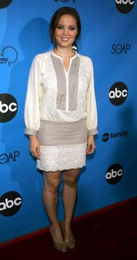 Erika Christensen at the Disney ABC Television Group All Star Party.