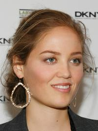 Erika Christensen at the LAByrinth Theater Companys 5th annual Celebrity Charades.
