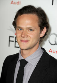 Joseph Cross at the California premiere of
