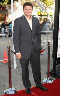 John Michael Higgins at the world premiere of