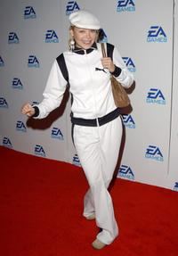 Alexandra Holden at the EA Games launch of three new Video Games.