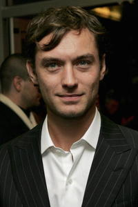 Jude Law at the London premiere of