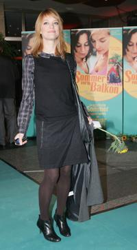 Heike Makatsch at the premiere of