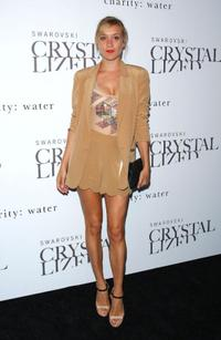 Chloe Sevigny at the Grand Opening Of The Swarovski Crystallized Concept Store.