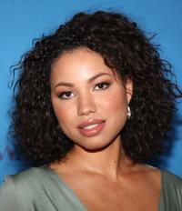 Jurnee Smollett at the 39th NAACP Image Awards Nominee Luncheon.
