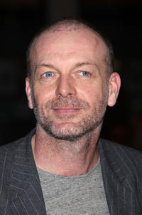 Hugo Speer at the press night of Matilda: The Musical in England.