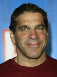 Lou Ferrigno at the E! Entertainment Television Summer Splash.