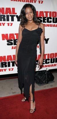 Robinne Lee at the California premiere of